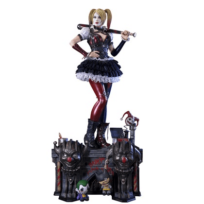 Batman Arkham Knight 1/3 Statue Harley Quinn (Exclusive Version)
