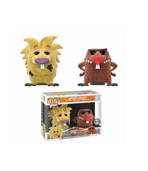 Funko-Pop-2-pack-Nickoleodeon-Angry-Beavers