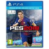 PES2018 Luis Suarez cover PS4 game
