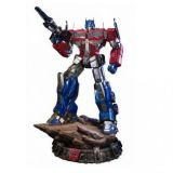 Transformers Generation 1 Statue Optimus Prime designed by Josh Nizzi