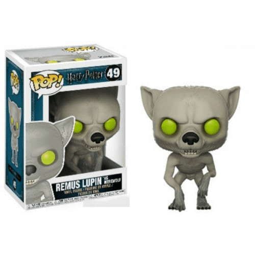 Harry Potter Remus Lupin Werewolf Funko Pop!