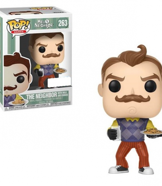 Hello Neighbor Milk & Cookies Funko Pop!