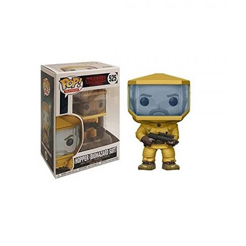 Hopper in Biohazard Suit funko Pop!