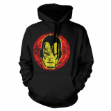 Marvel Iron Man Icon Hoodie (Black)