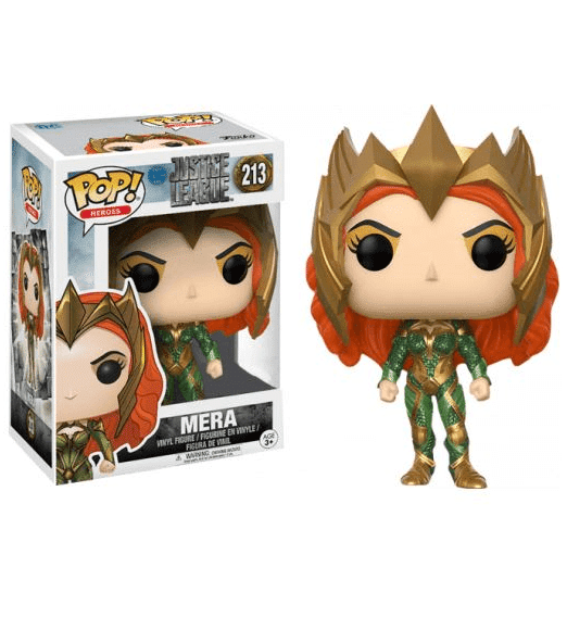 Marvel Justice League- Mera Funko Pop!