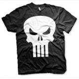 Punisher mens t-shirt Blk