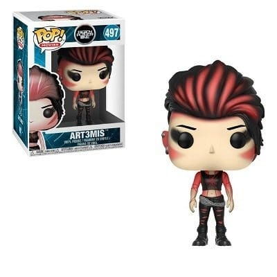 Real Player One Art3mis Funko Pop!