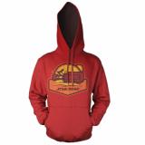 Star Wars 7 Speeder hoodie -red