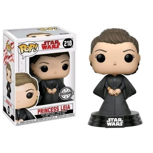 Star Wars The Last Jedi Princess Leia Funko Pop!
