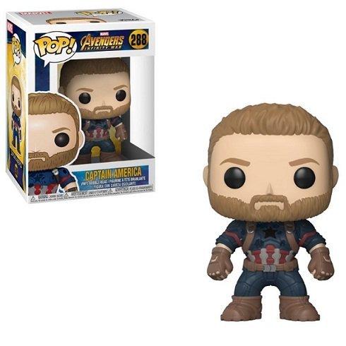 Avengers Infinity War Captain America Funko Pop!