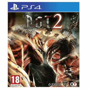 A.O.T 2. PS4 Game