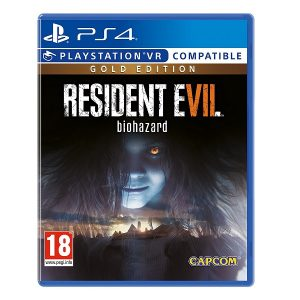 Resident Evil 7 Biohazard Gold Edition PS4 Game