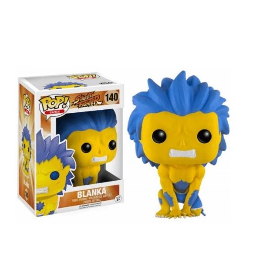 Street-fighter-Yellow-Blanka-Funko-Pop