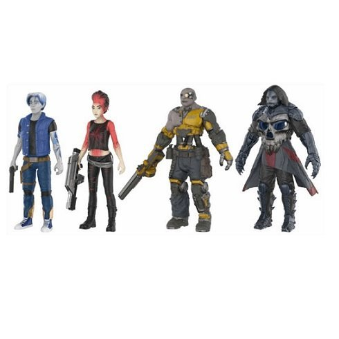 Funko Ready-Player-One-action-figure-4-pack