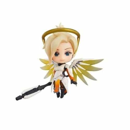 Overwatch Mercy Classic Skin Edition Nendoroid Figure