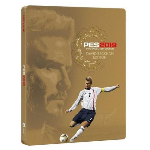 Pro Evolution Soccer (PES) 19 Beckham Edition PS4 Game