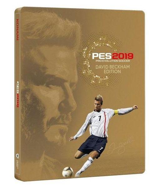 Pro Evolution Soccer (PES) 19 Beckham Edition PS4 Game