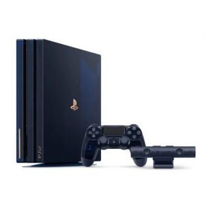 Sony PlayStation 4 Pro 500 Million Limited Console PS4 2TB