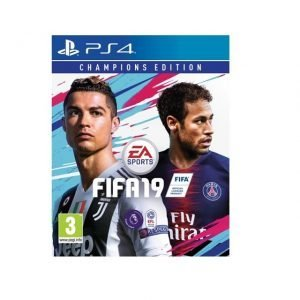 EA SPORTS™ FIFA 19 CHAMPIONS EDITION PS4 Game