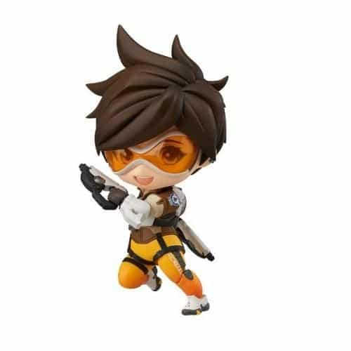 Overwatch Tracer Nendoroid Action Figure