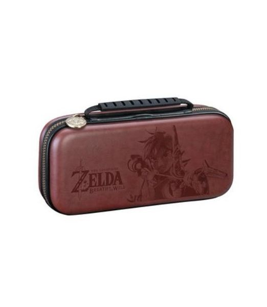 Official Legend of Zelda Breath of the Wild case for Switch