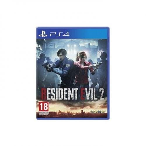 Resident Evil 2 PS4 Game