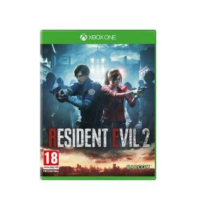 Resident Evil 2 Xbox One Game