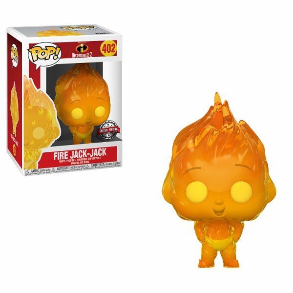 Funko POP! Incredibles 2 Fire Jack-Jack -
