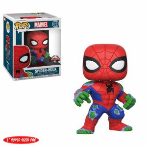 Funko POP! Marvel Spider Hulk