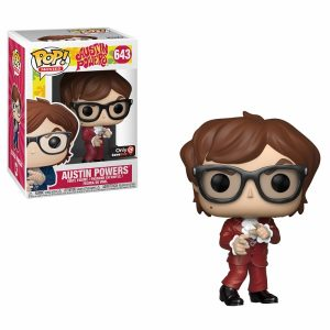 Funko POP! Movie Austin Powers (Red suit) -