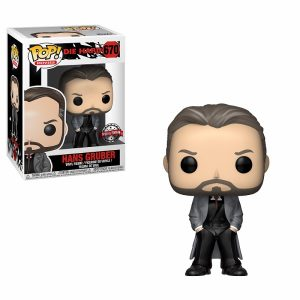 Funko POP! Movie Die Hard - Hans Gruber