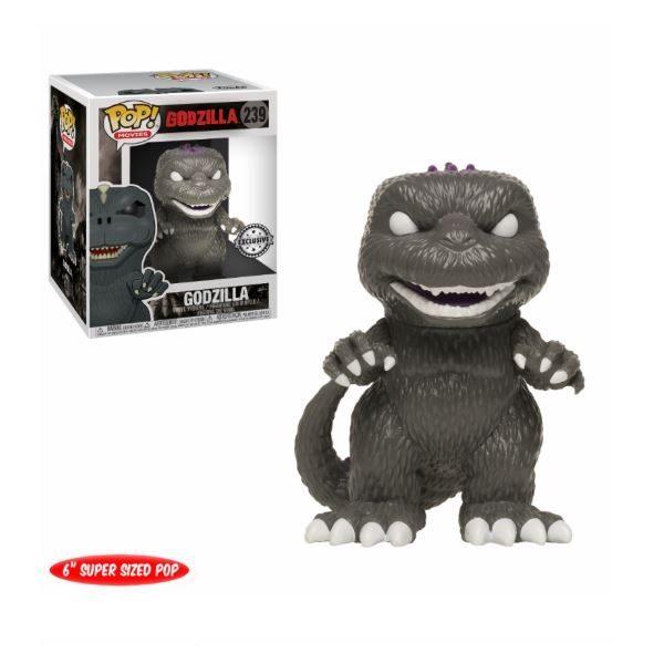 """Funko POP Movies 6"""" Godzilla S1"""