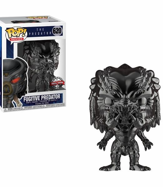 Funko POP! Movies The Predator - Predator(Metallic) (Exc)