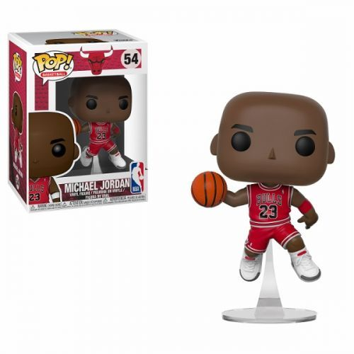Funko POP! NBA Bulls - Michael Jordan