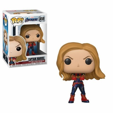 Funko POP! Avengers Endgame - Captain Marvel