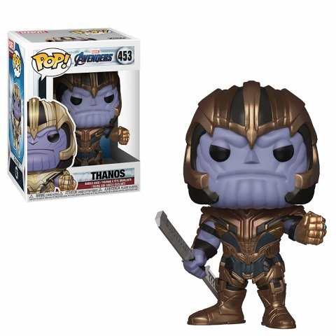 Funko POP! Avengers Endgame - Thanos