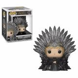 Game Of Thrones S10 - Cersei Lannister Sitting On The Iron Throne Funko POP! Deluxe