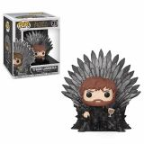 Game Of Thrones S10 - Tyrion Sitting on Iron Throne Funko POP! Deluxe