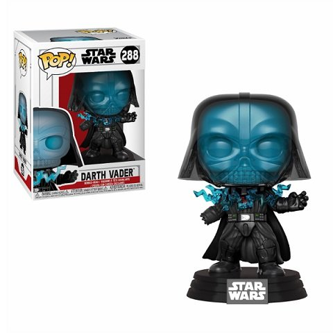 Funko POP! Star Wars Electrocuted Darth Vader