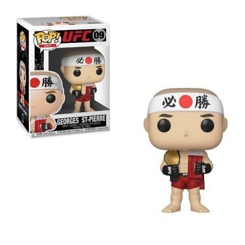 Funko POP! UFC George St. Pierre