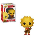 Funko POP! Animation: The Simpsons: Lisa with Saxophone
