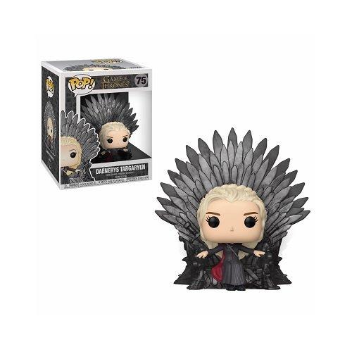Funko Pop-Deluxe-Game Of Thrones-S10-Daenerys-on-Iron-Throne