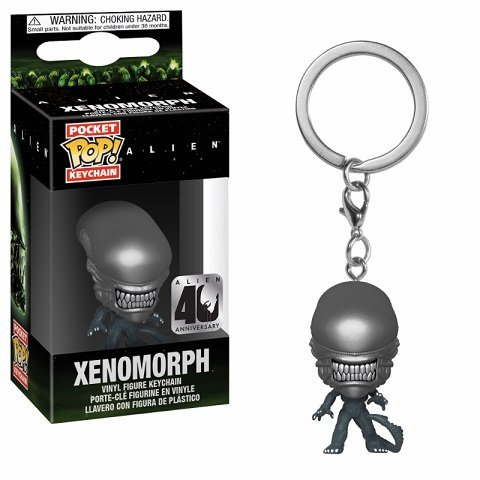 Funko POP! Keychain Alien 40th - Xenomorph