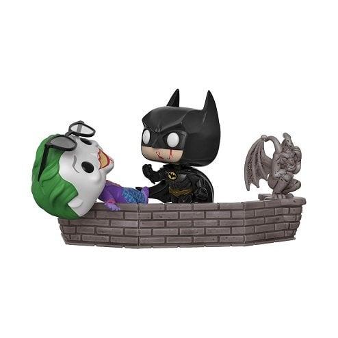 Funko POP! Movie Moment Batman 80th - Batman and Joker
