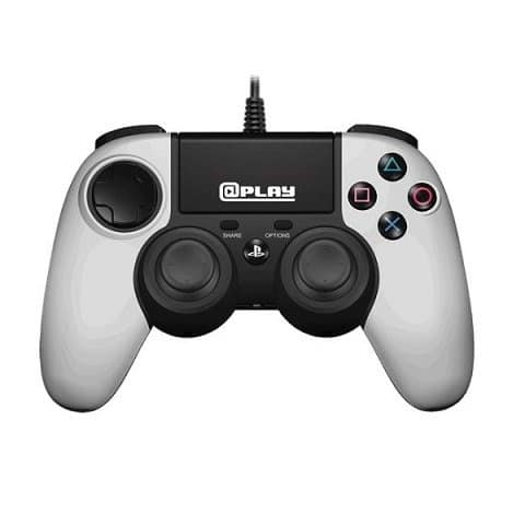 @play PS4 Controller (white)