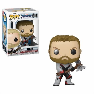 Avengers Endgame - Thor with Stormbreaker Axe Funko POP!