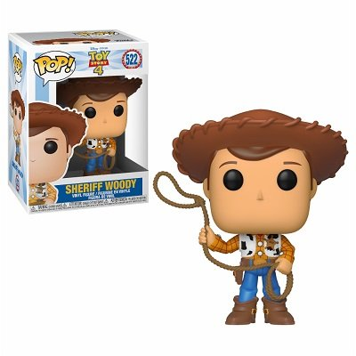 Funko POP Disney Toy Story 4 Woody