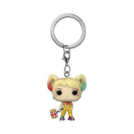 Birds of Prey- Harley Quinn (Boobytrap) POP! Keychain