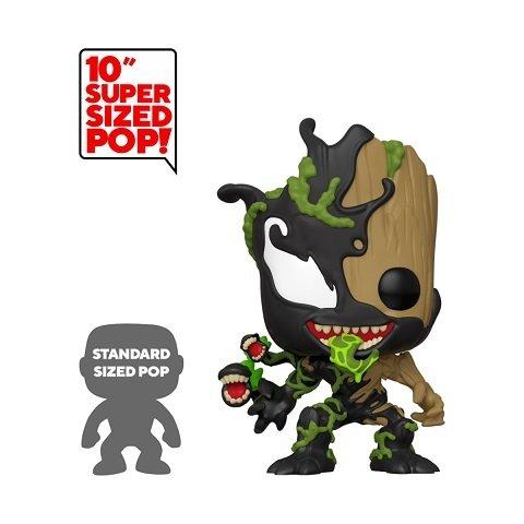 Marvel Max Venom - 10 inch Groot Funko POP!