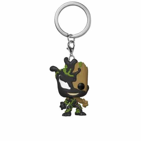 Marvel Venom - Groot Funko POP! Keychain